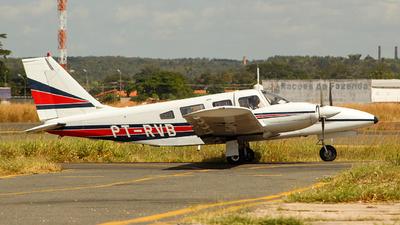 PT-RVB - Embraer EMB-810D Seneca III - Top Line Táxi Aéreo