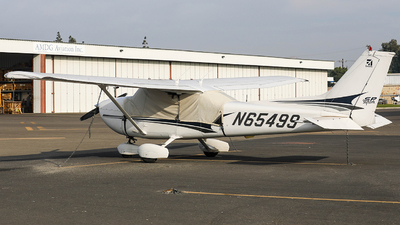 N65499 - Cessna 172S Skyhawk SP - Private