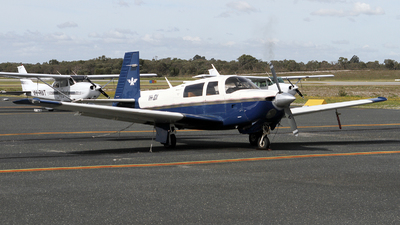 VH-JDY - Mooney M20J - Private
