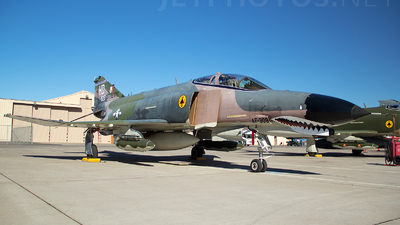 74-1626 - McDonnell Douglas QF-4E Phantom II - United States - US Air Force (USAF)