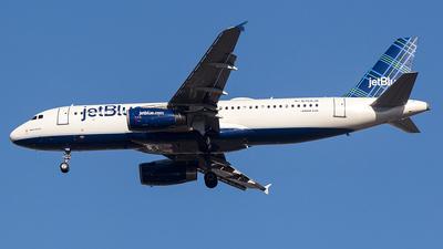 N768JB - Airbus A320-232 - jetBlue Airways