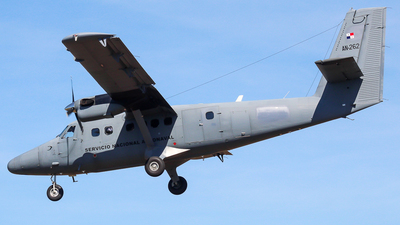 AN-262 - Viking DHC-6-400 Twin Otter - Panama - Servicio Nacional Aeronaval