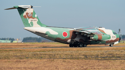 68-1014 - Kawasaki C-1 - Japan - Air Self Defence Force (JASDF)