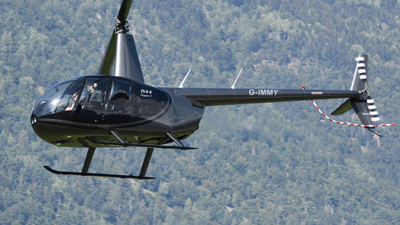 G-IMMY - Robinson R44 Clipper - Private