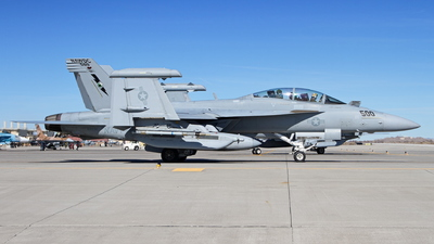 168932 - Boeing EA-18G Growler  - United States - US Navy (USN)