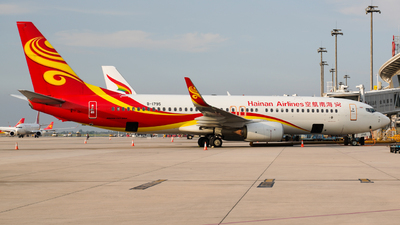 B-1795 - Boeing 737-84P - Hainan Airlines