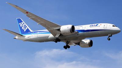 JA827A - Boeing 787-8 Dreamliner - All Nippon Airways (Air Japan)