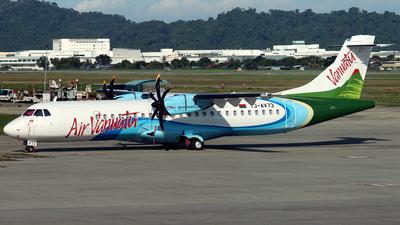 A picture of YJAV73 - ATR 72600 -  - © MalaysianAviation