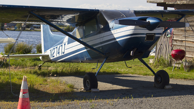 N2747J - Cessna 185E Skywagon - Private