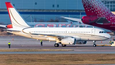 VQ-BVQ - Airbus A319-133X(CJ) - Rizon Jet
