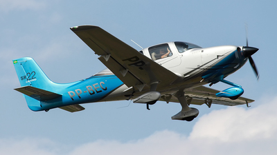 PP-BEC - Cirrus SR22 Grand - Private