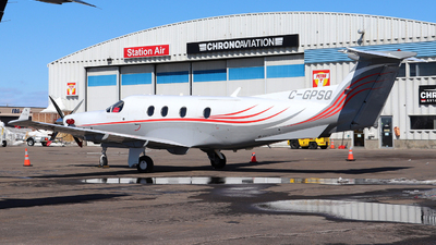 C-GPSQ - Pilatus PC-12/45 - Chrono Aviation