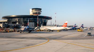 UUEE - Airport - Ramp