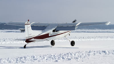 N5877T - Cessna 185D Skywagon - Private