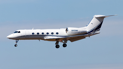 N450MH - Gulfstream G450 - Private