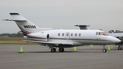 N853QS - Raytheon Hawker 800XP - NetJets Aviation
