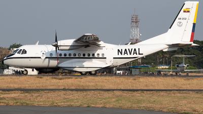 AN-202 - CASA CN-235M-100 - Ecuador - Navy