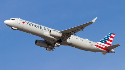 A picture of N901AA - Airbus A321231 - American Airlines - © Jeremy D. Dando