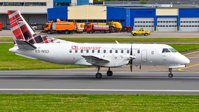 ES-NSD - Saab 340B - Loganair (NyxAir)