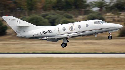 F-GPGL - Dassault Falcon 100 - Trans Hélicoptère Service (THS)