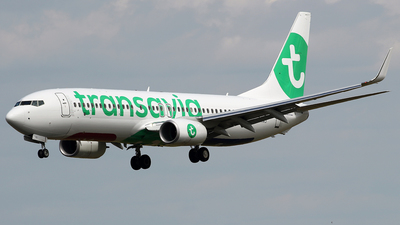 PH-HXJ - Boeing 737-800 - Transavia Airlines