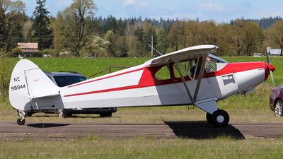 NC98944 - Piper PA-12 Super Cruiser - Private
