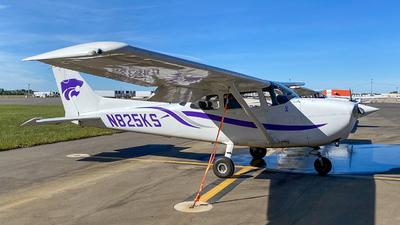 N825KS - Cessna 172R Skyhawk - Kansas State University