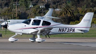 N973PA - Cirrus SR20 - Palomar Aviation