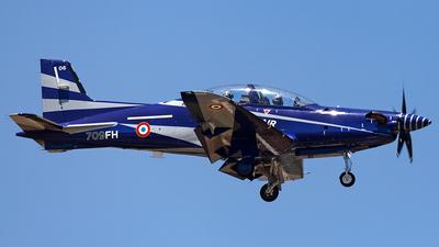 06 - Pilatus PC-21 - France - Air Force