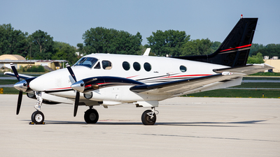 N94HB - Beechcraft C90 King Air - Central Flying Service