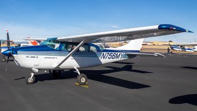 N756MY - Cessna TU206G Turbo Stationair - Private