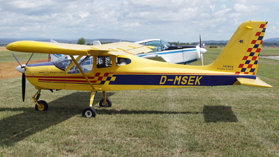 D-MSEK - Tecnam P92 Echo S 100 - Private