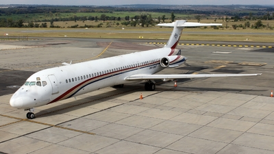 3DC-SWZ - McDonnell Douglas MD-87 - Swaziland - Government