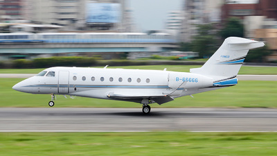 B-66666 - Gulfstream G280 - Private