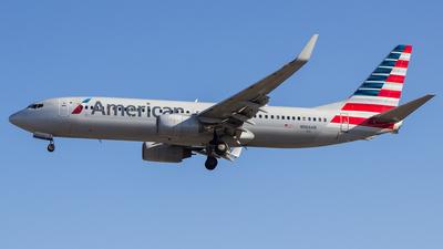 A picture of N966AN - Boeing 737823 - American Airlines - © Akib Rubaiyat