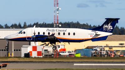 C-GPCR - Beech 1900D - Pacific Coastal Airlines