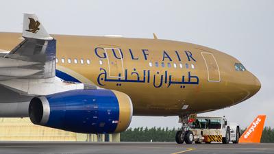 A9C-KC - Airbus A330-243 - Gulf Air