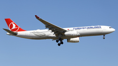 TC-LOF - Airbus A330-343 - Turkish Airlines