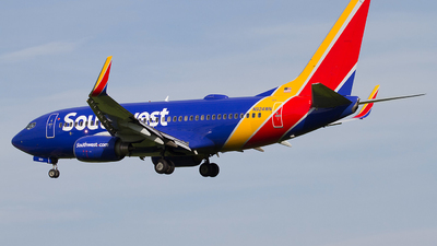 N924WN - Boeing 737-7H4 - Southwest Airlines