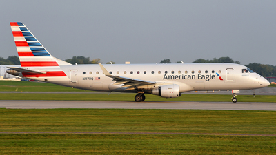 N117HQ - Embraer 170-200LR - American Eagle (Republic Airways)