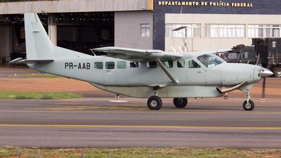 PR-AAB - Cessna 208B Grand Caravan - Policia Federal