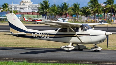 N2410U - Cessna 172D Skyhawk - Private