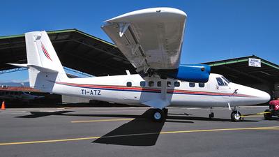 TI-ATZ - De Havilland Canada DHC-6-200 Twin Otter - Aviones Taxi Aéreo