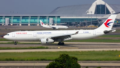 B-6085 - Airbus A330-343 - China Eastern Airlines