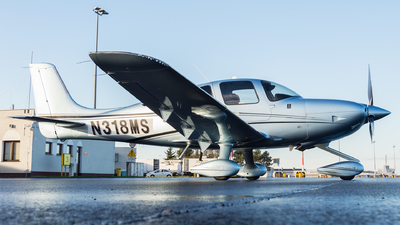 N318MS - Cirrus SR22T - Cirrus Design Corporation