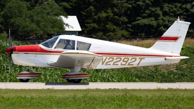 N2292T - Piper PA-28-140 Cherokee D - Private