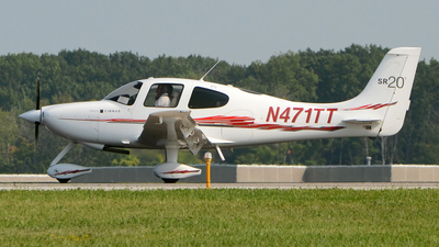 N471TT - Cirrus SR20 - Private