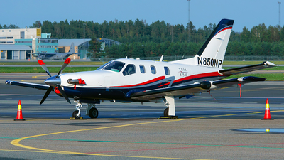 N850NP - Socata TBM-850 - Private
