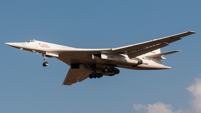 RF-94102 - Tupolev Tu-160S Blackjack - Russia - Air Force