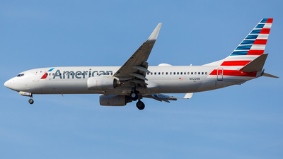 A picture of N822NN - Boeing 737823 - American Airlines - © Martin Pinnau